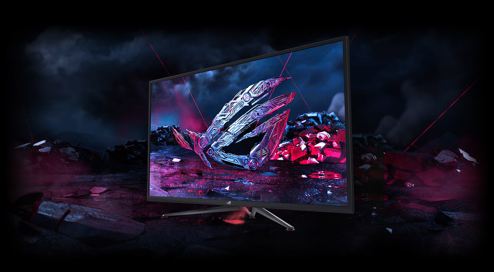 ASUS ROG Strix XG438Q Launching This Month for £1099 - 43