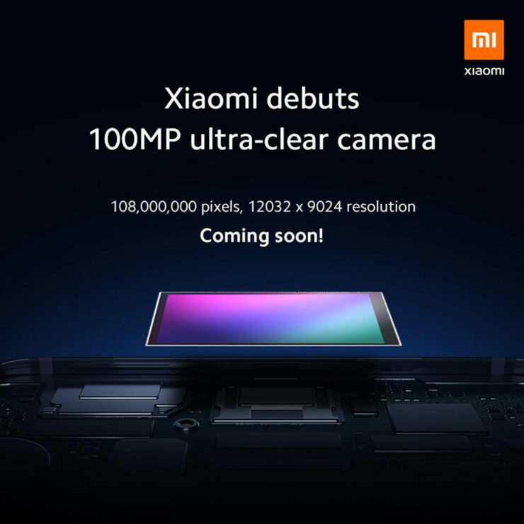 Xiaomi could debut a smartphone with a 108MP camera