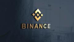 binance-exchange-logo-on-wall