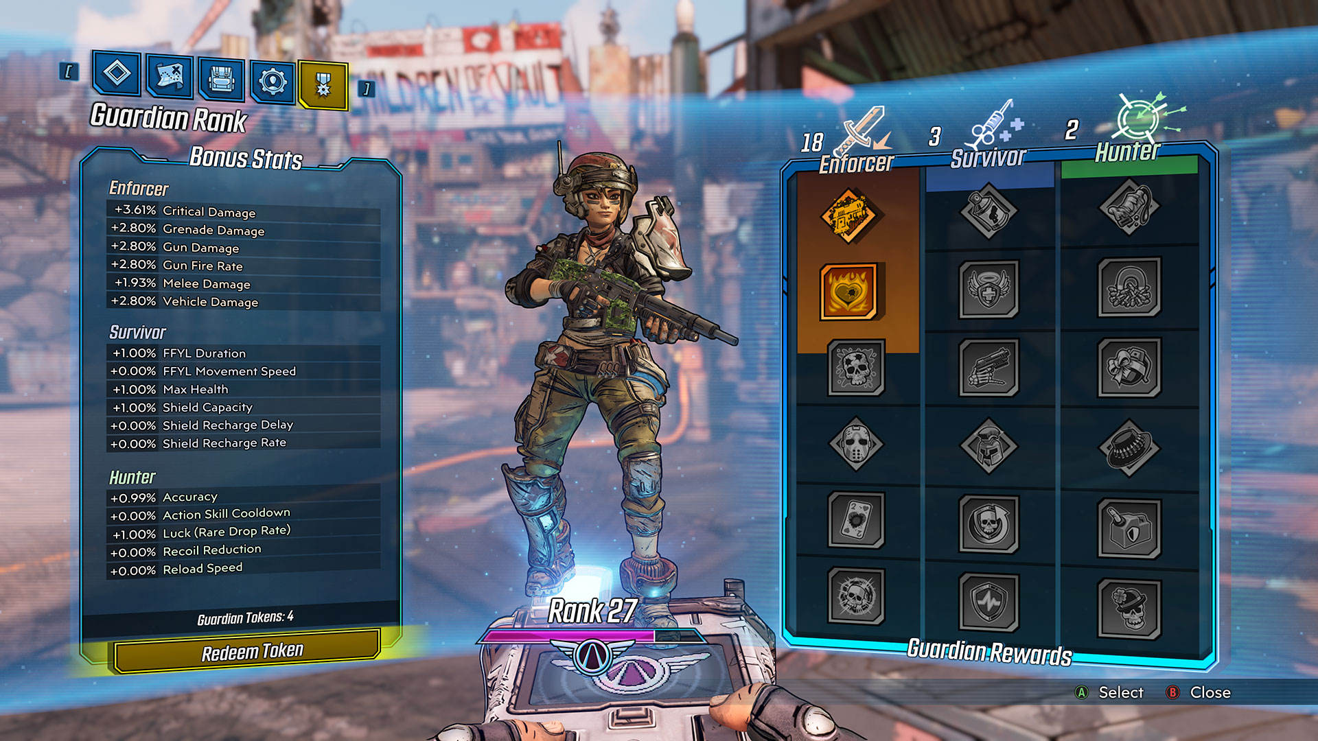 Borderlands 2 end game mode animated slot machine gif