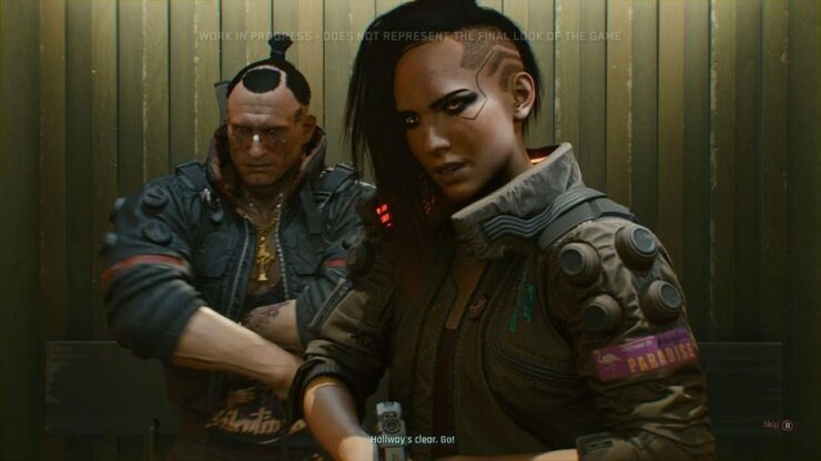Cyberpunk 2077 V Female