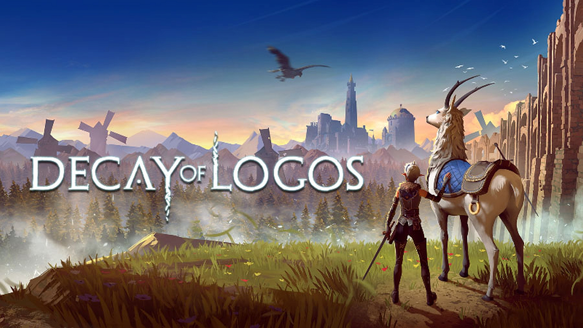 Decay of Logos Looks Like an Indie Crossbreed of Dark Souls and