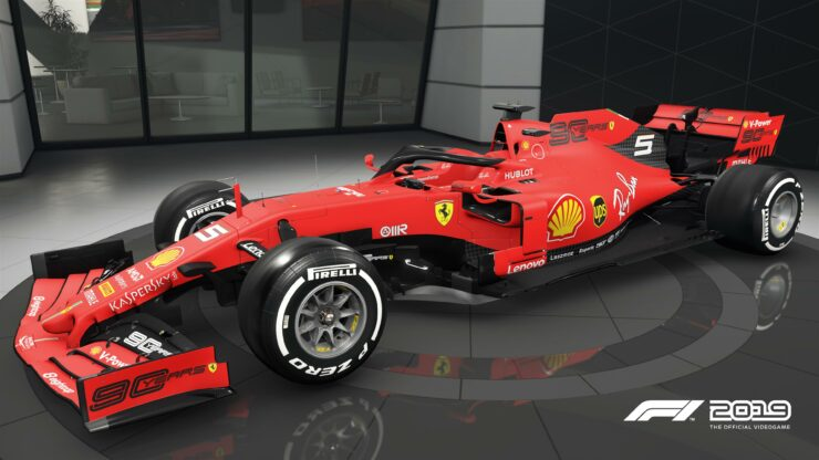 f1 2019 patch released for ps4 and pc offers visuals. Black Bedroom Furniture Sets. Home Design Ideas