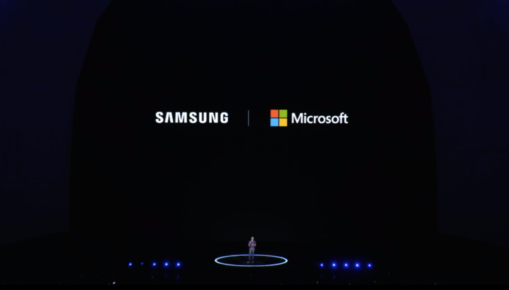 galaxy unpacked microsoft