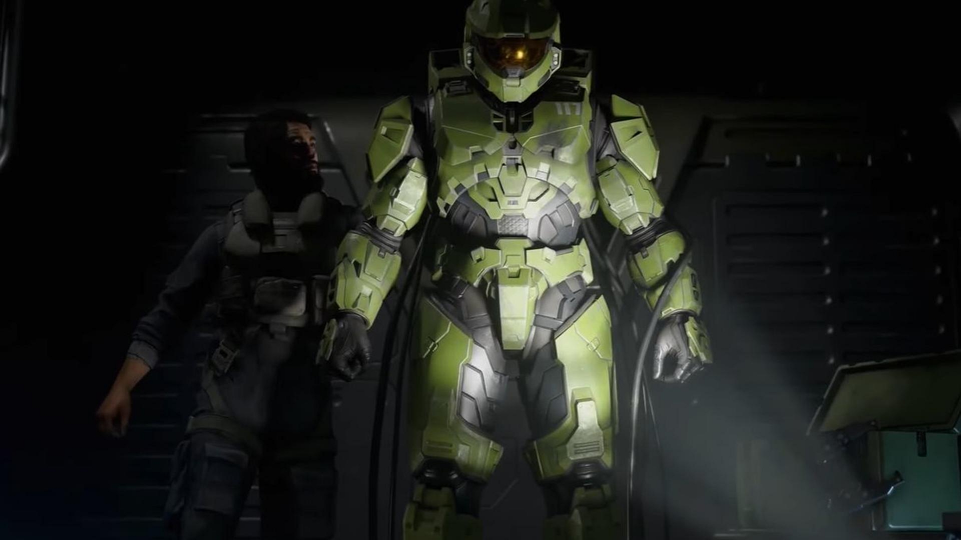 343i Halo Infinite On Xbox One Wont Be Second Class Weve Got A