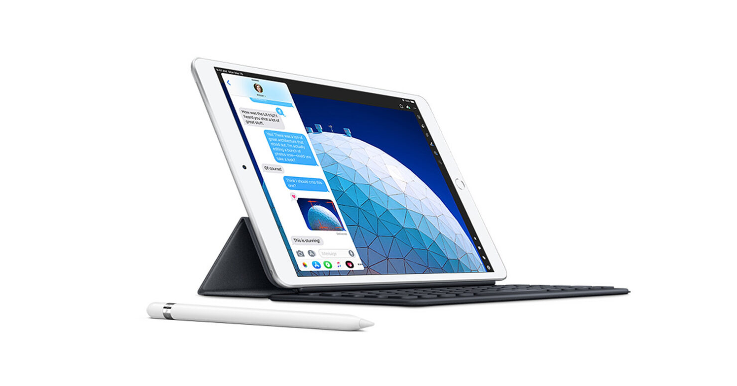 iPad 7 launch date might be held somewhere in October