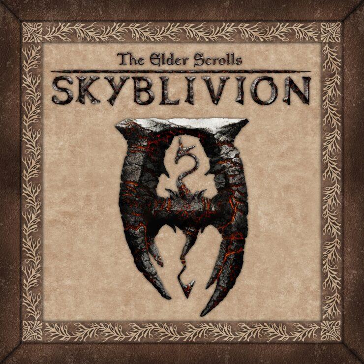 Skyblivion logo