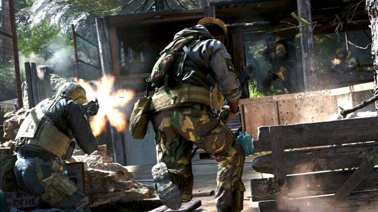 Call of Duty Modern Warfare cross-progression ps4 pc xbox one