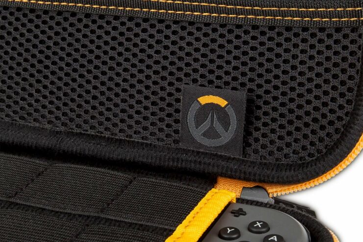Officially Nintendo/Blizzard Licensed Overwatch Switch Case