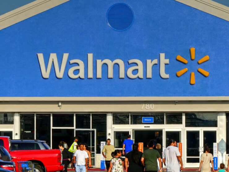 Wal-Mart signale son intérêt pour le développement de sa propre crypto-monnaie shutterstock 727920025 walmart 800x600 740x555