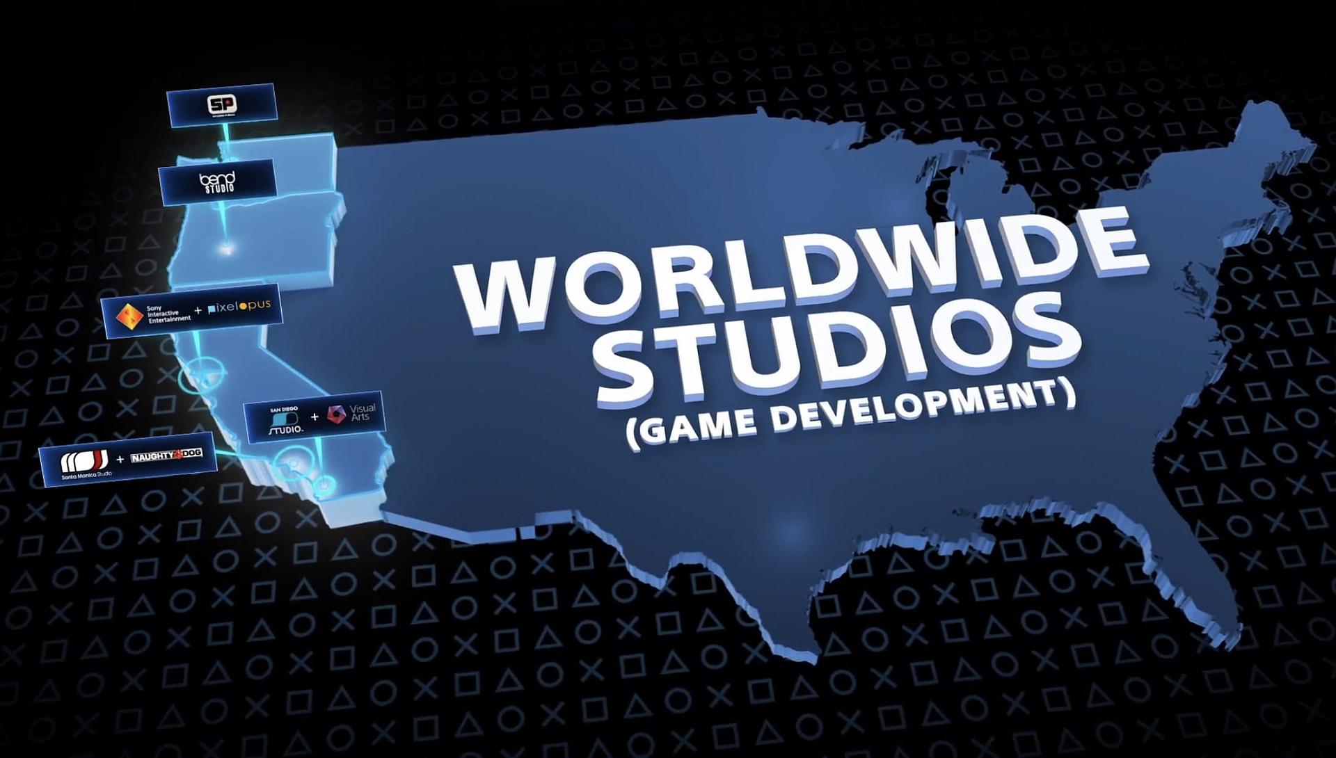 Sony Game Developer