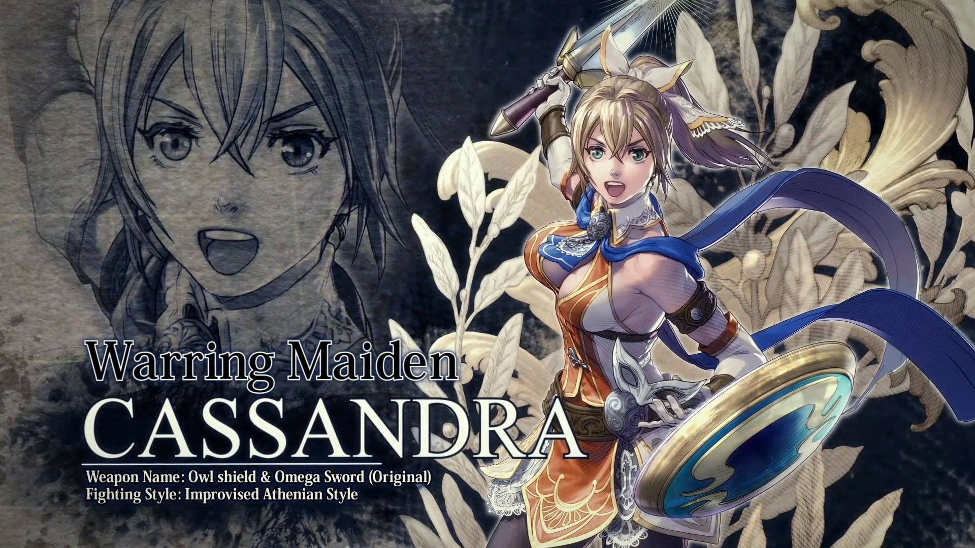 Soul Calibur VI Cassandra Arrives Today as Final Season 1