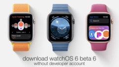 watchOS 6 beta 6