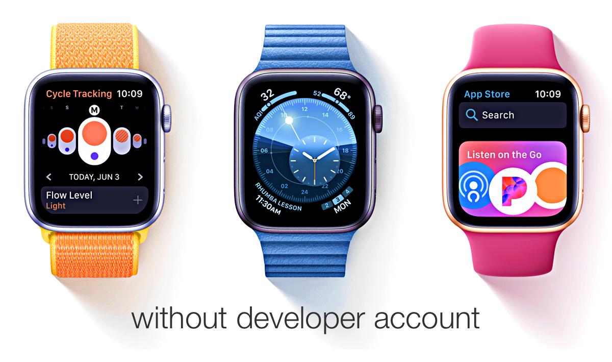 watchOS 6 beta 9