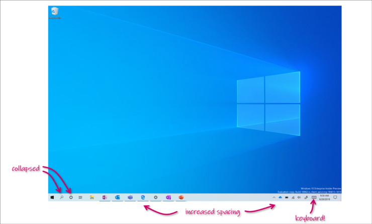 Mega Windows 10 2020 Build Introduces Two Highly Awaited