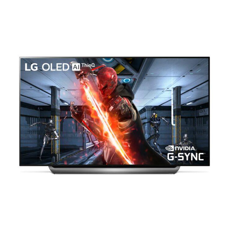 LG OLED NVIDIA G-SYNC Compatible