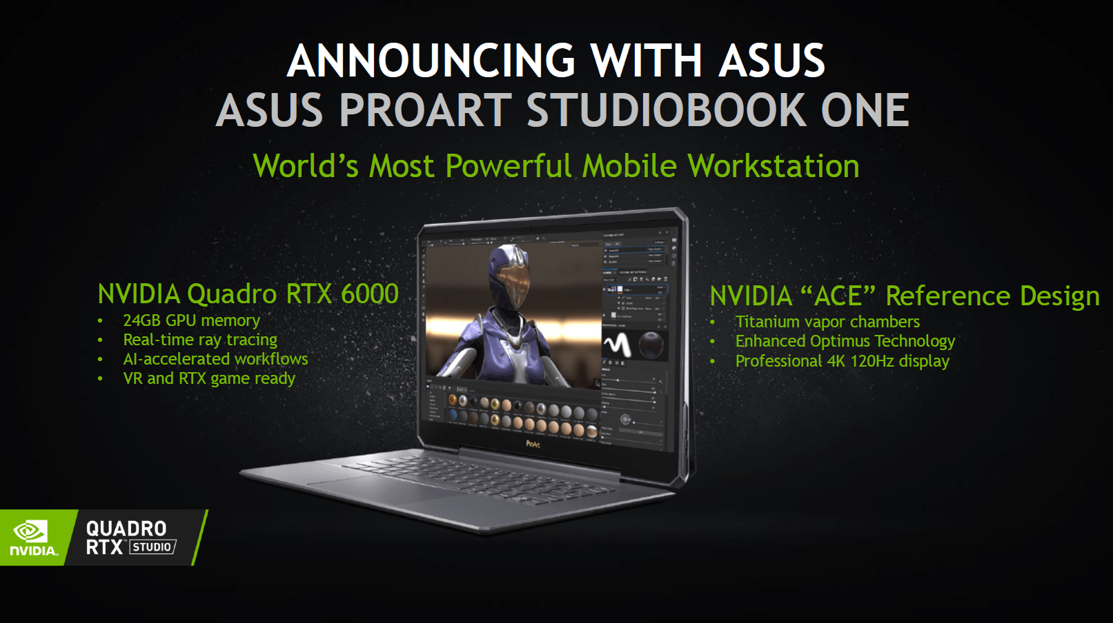Image result for Asus launch ProArt StudioBook One laptop,
