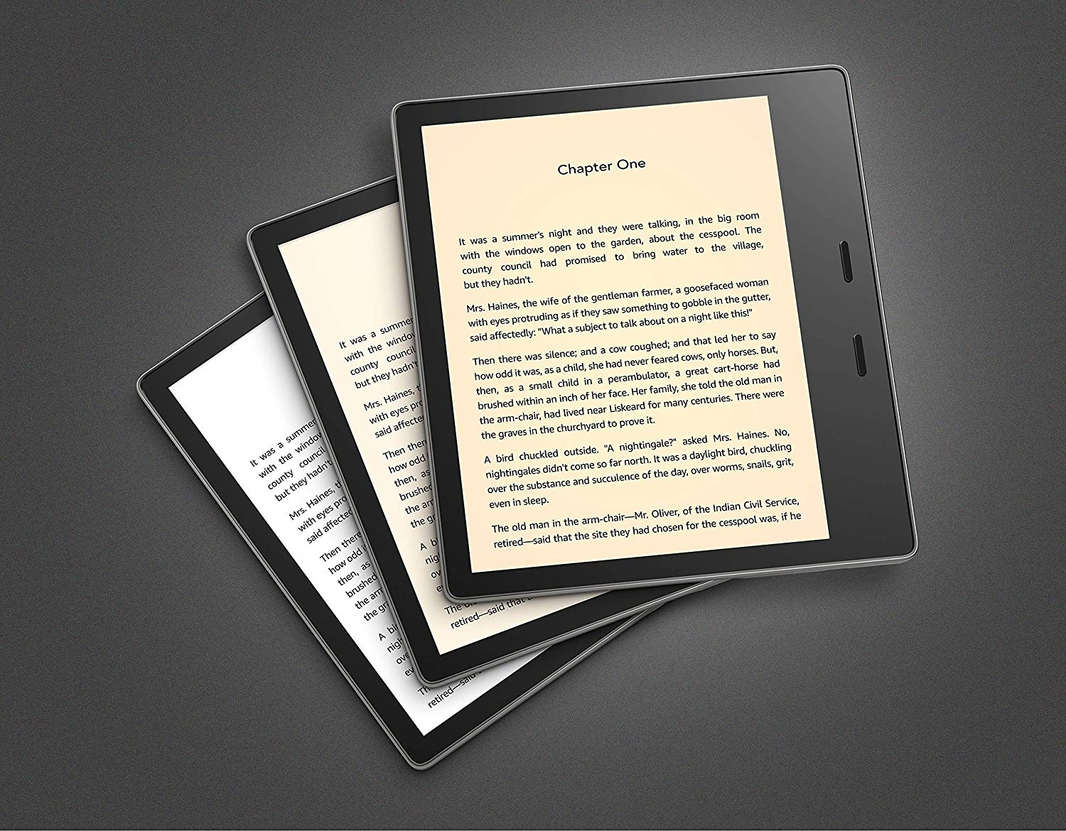 Amazon Kindle Oasis 2019 Review - It Could Replace Paper