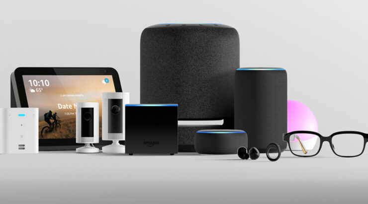 Amazon Launches New Hardware: New Echo, Flex, Dot, Show 8, Studio, Buds, Frames, & Loop Are All Official