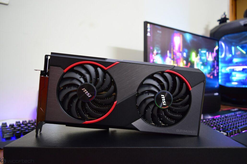 MSI Radeon RX 5700 XT Gaming X 8 GB Graphics Card Review
