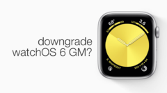 downgrade-watchos-6-gm