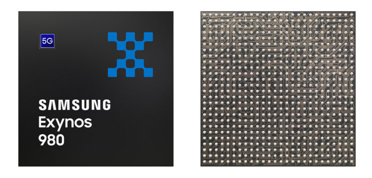 Exynos 980 is Samsung's first integrated 5G mobile silicon