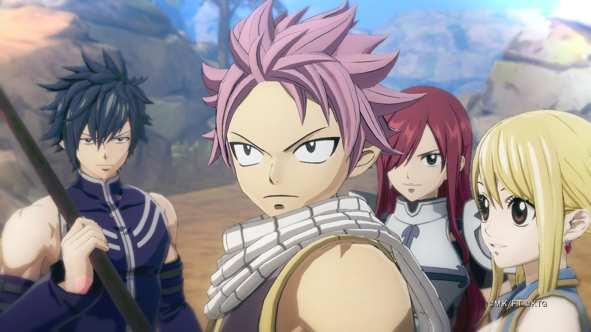 Fairy Tail The Next Jrpg From Gust Studios Will Launch Next Year