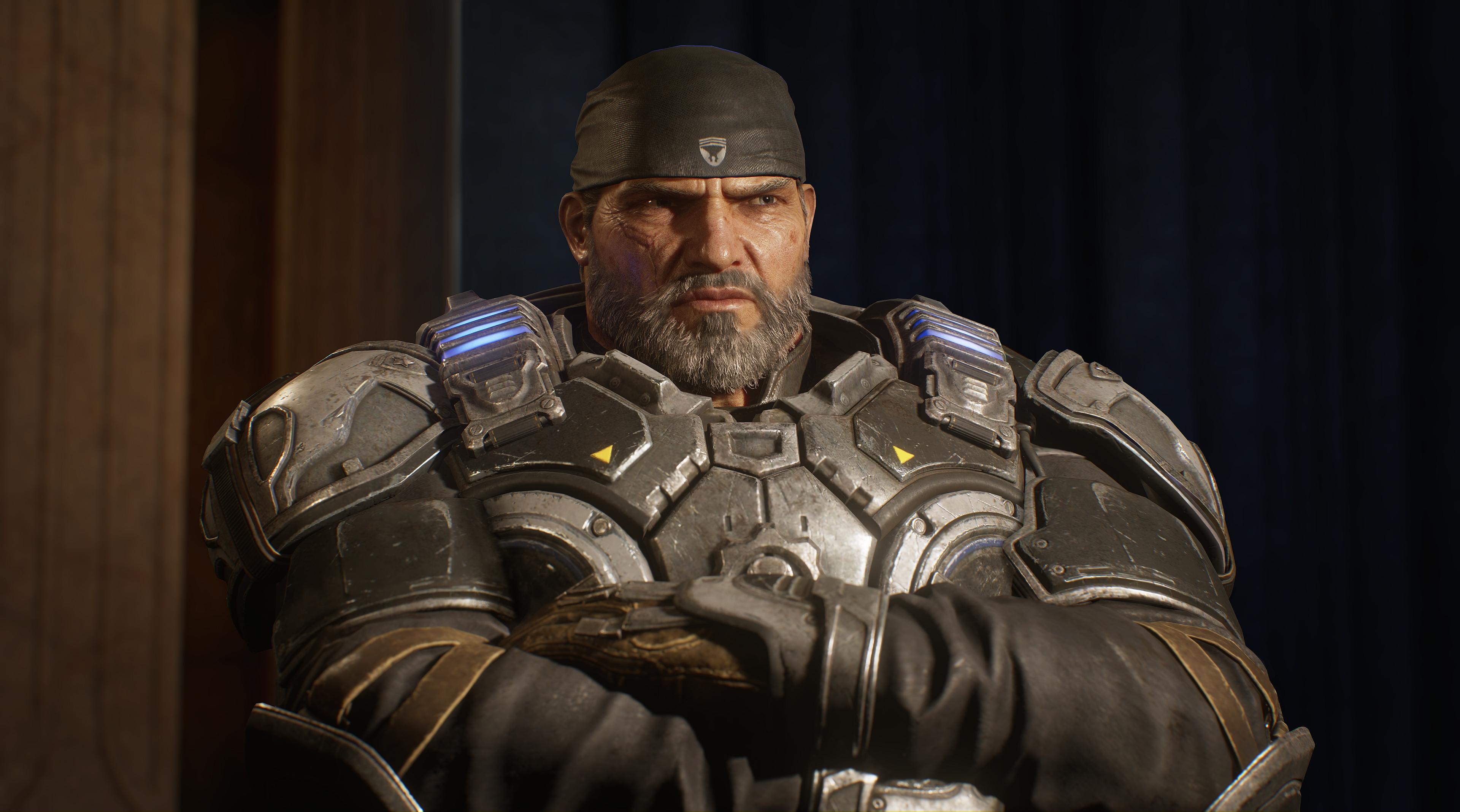 Gears 5 Marcus