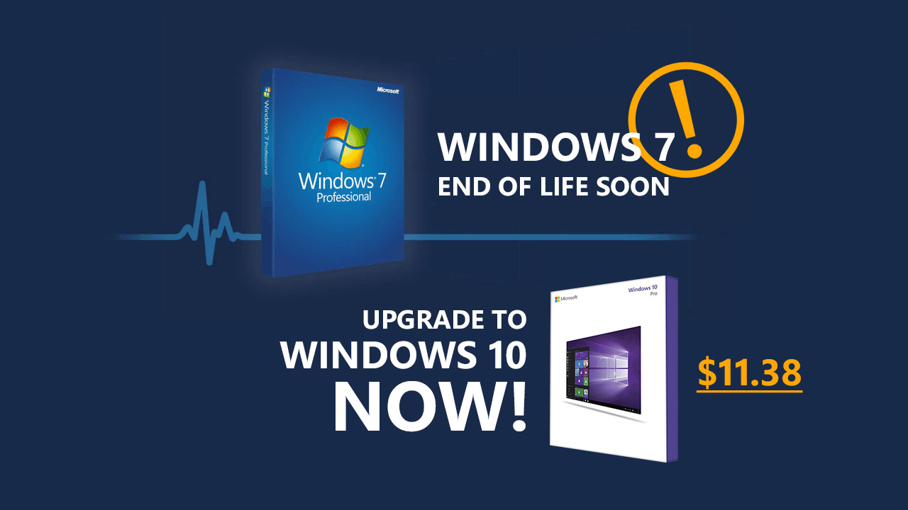 How To Upgrade From Windows 7 To Windows 10 For Just 11 38 And Where Can I Buy It