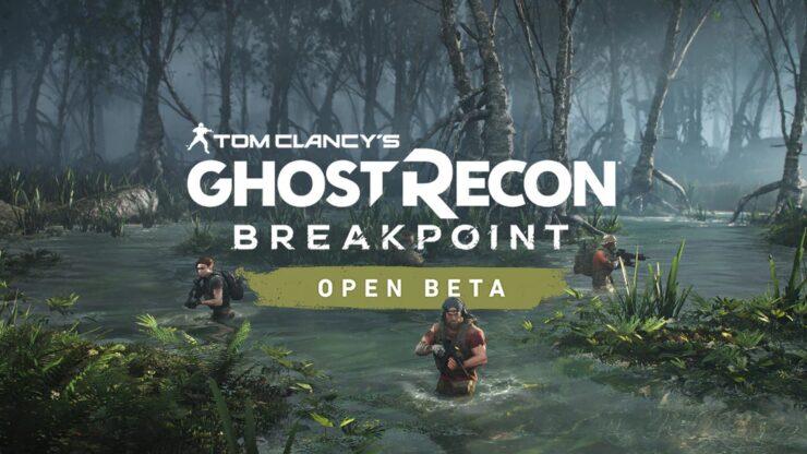 Ghost Recon Breakpoint Open Beta