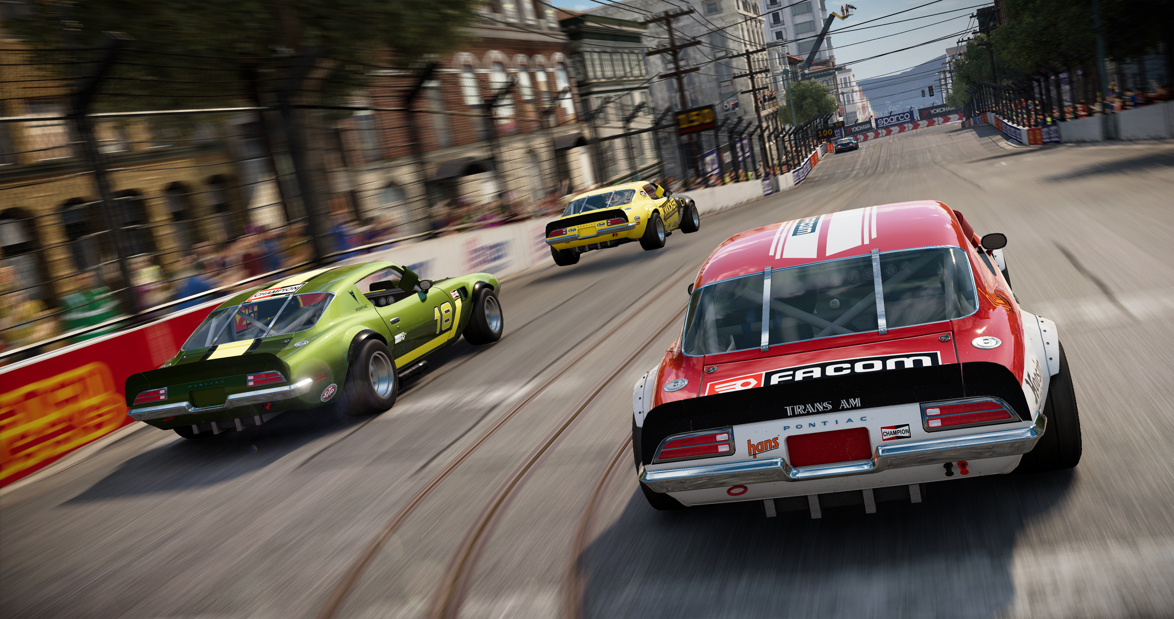 GRID Preview - Rebooting the Racer with a Push in Exceptional AI
