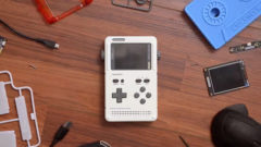 GameShell Kit Open Source Portable Game Console