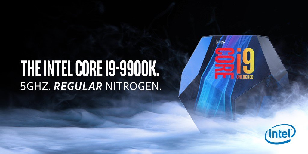 Intel Core i9-9900KS Available in October, 5 GHz Boost