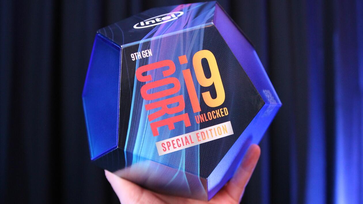 Intel Akan Menghentikan Produksi CPU Desktop Coffee Lake Generasi ke-9