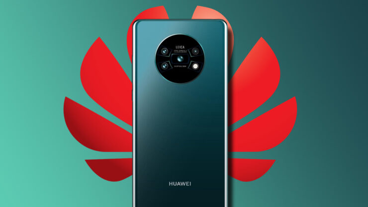 Huawei has teased the Mate 30 series launch