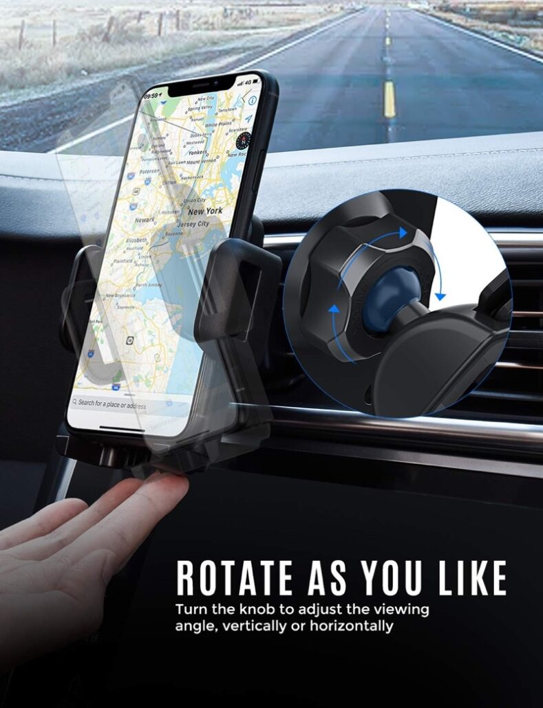 Air Vent Phone Mounts