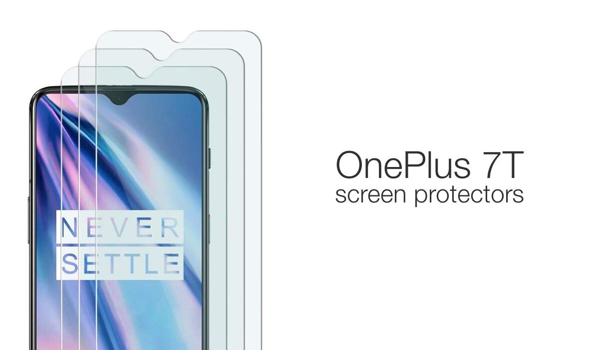 OnePlus 7t Screen Protectors