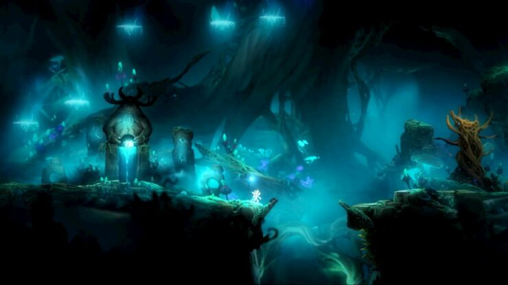 Ori and the Blind Forest Switch performance vs xbox pc