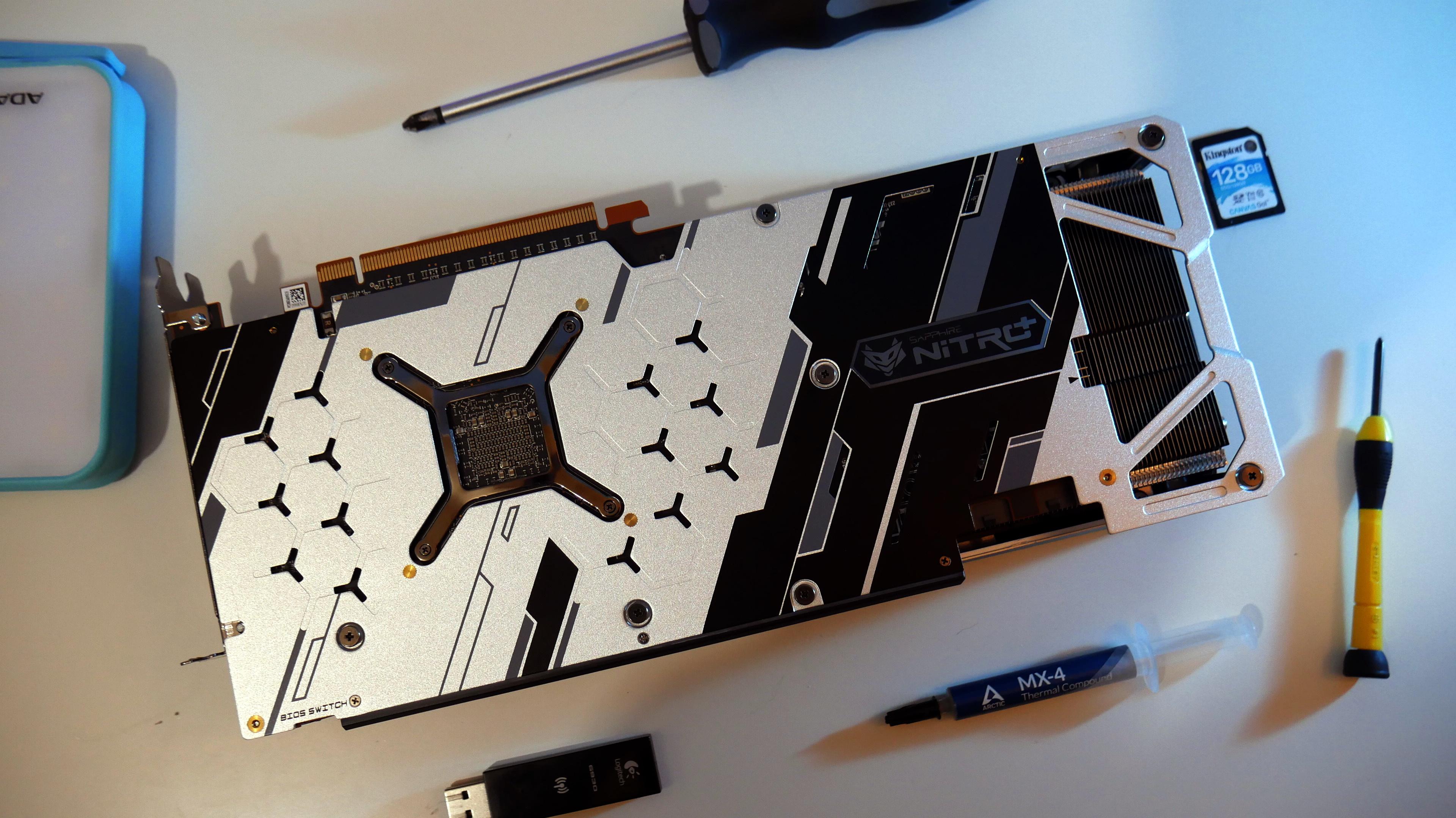 Sapphire Radeon Rx 5700 Xt Nitro Oc Review Page 1 Glbnews Com