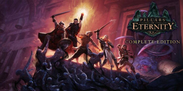 Pillars of Eternity Switch Patch 2.55.09