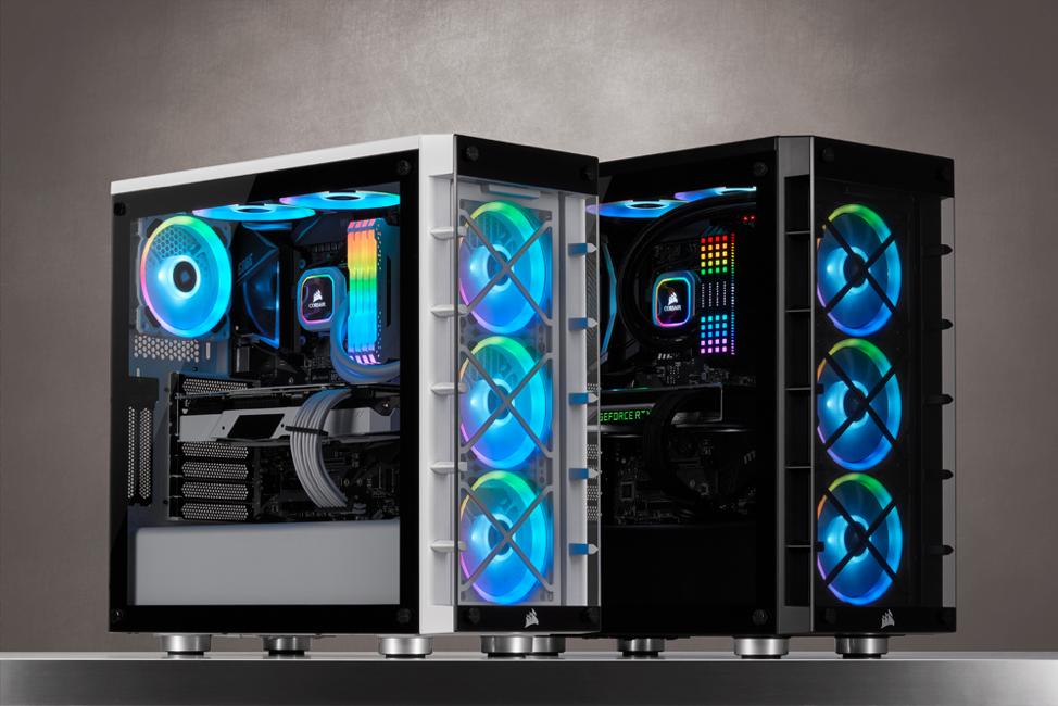 Corsair Announces Their iCUE 465X Mid-Tower Case - Plenty Of RGB ...