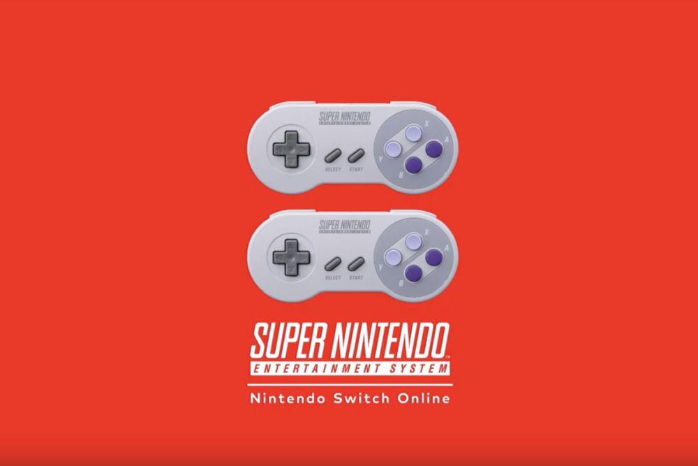 SNES - Nintendo Switch Online
