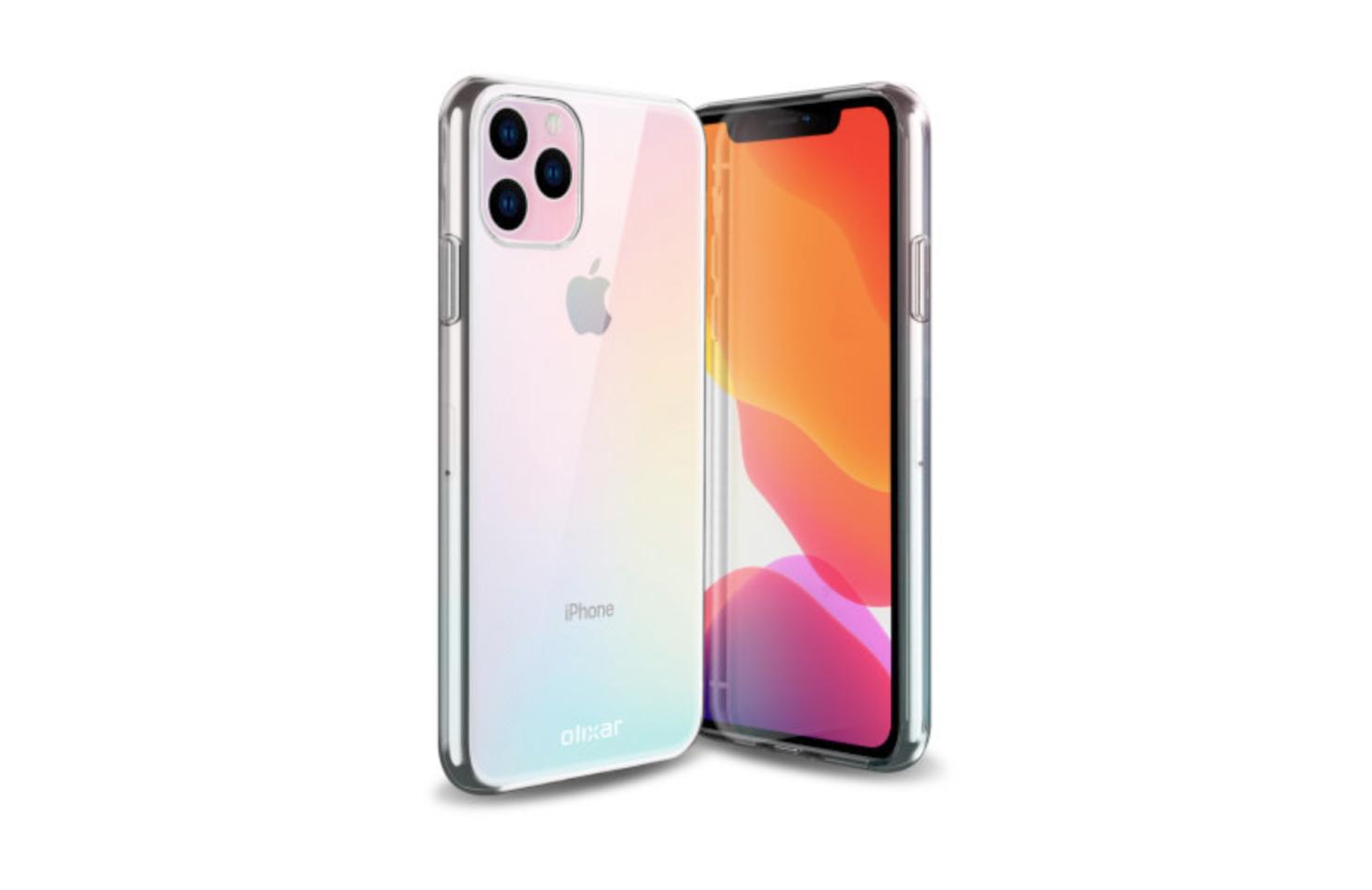 iPhone 11 Alleged Aura Glow Variant