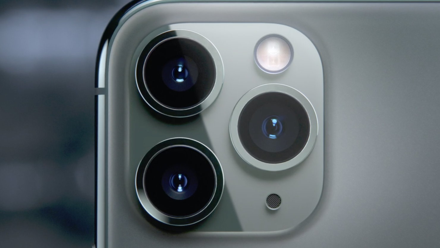 iPhone 11 Pro back camera