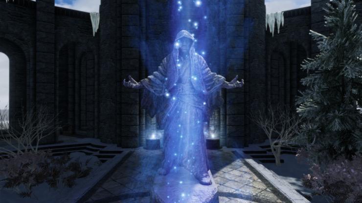 Skyrim Mysticism mod