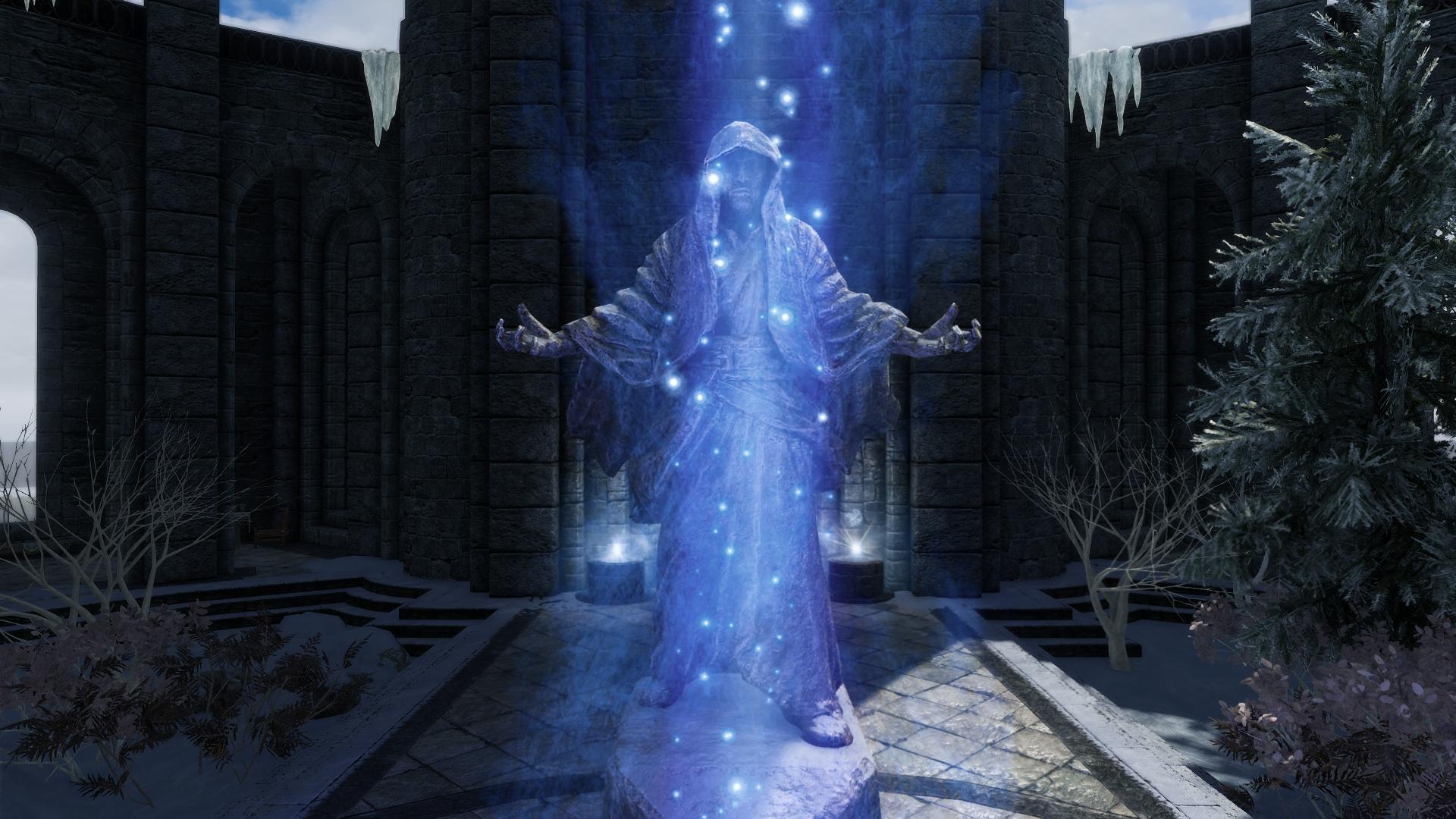 The Elder Scrolls V: Skyrim Mysticism Mod Adds Over 200 New