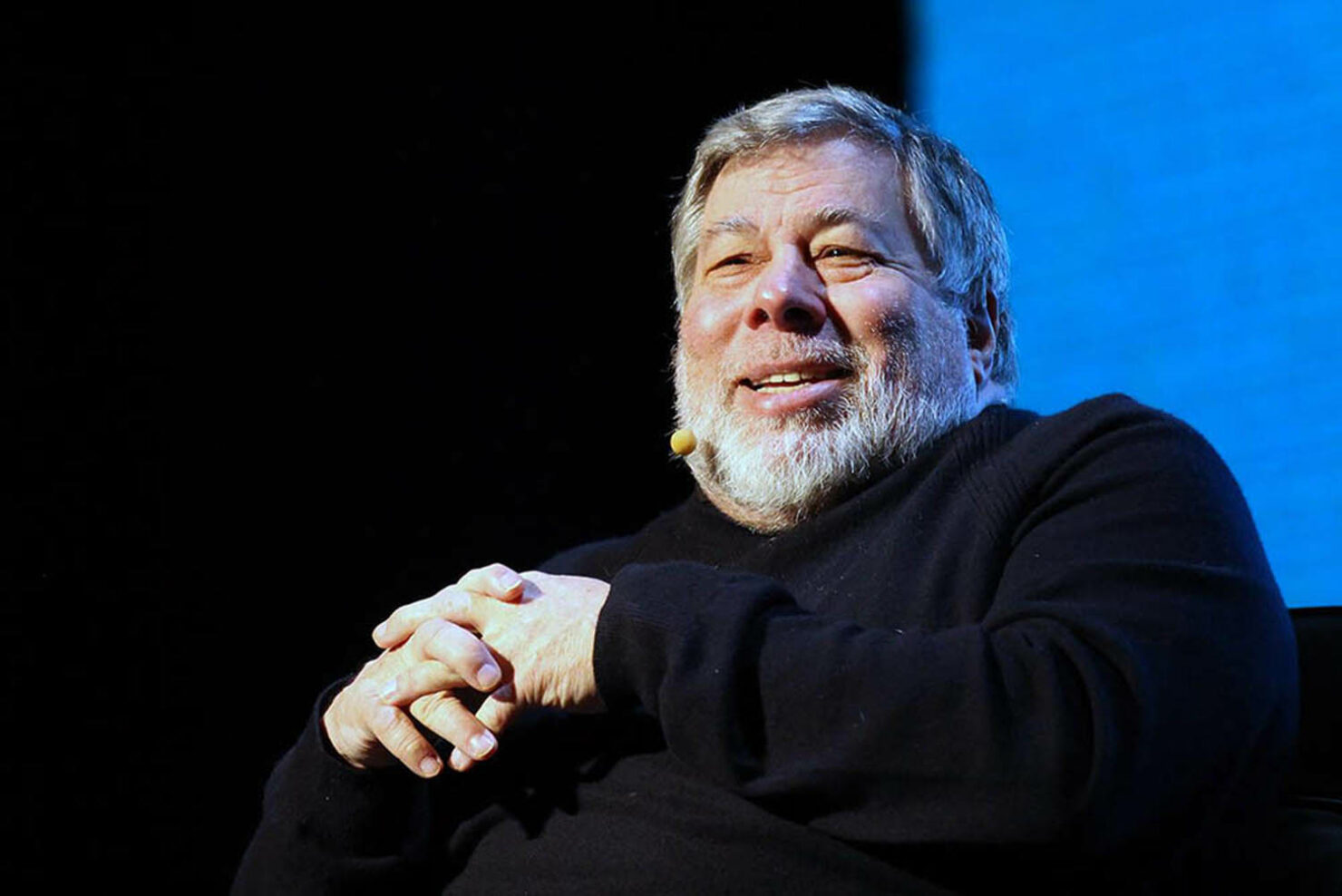 Steve Wozniak says the Apple Watch is his favorite piece of technology