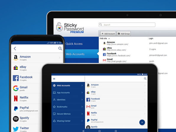 Sticky Password Premium Lifetime Subscription