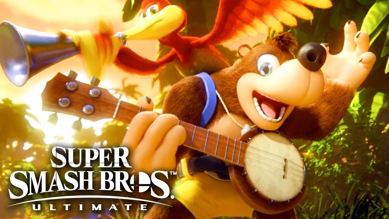 Super Smash Bros Ultimate Update 5.0