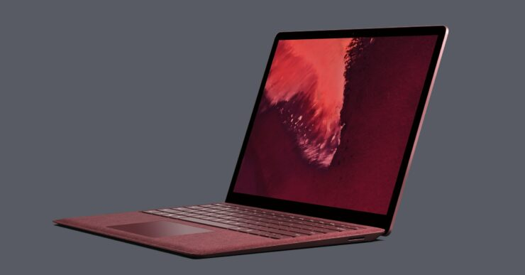 Microsoft Surface Devices Leaked via Latest Gallery, LTE Option Listed